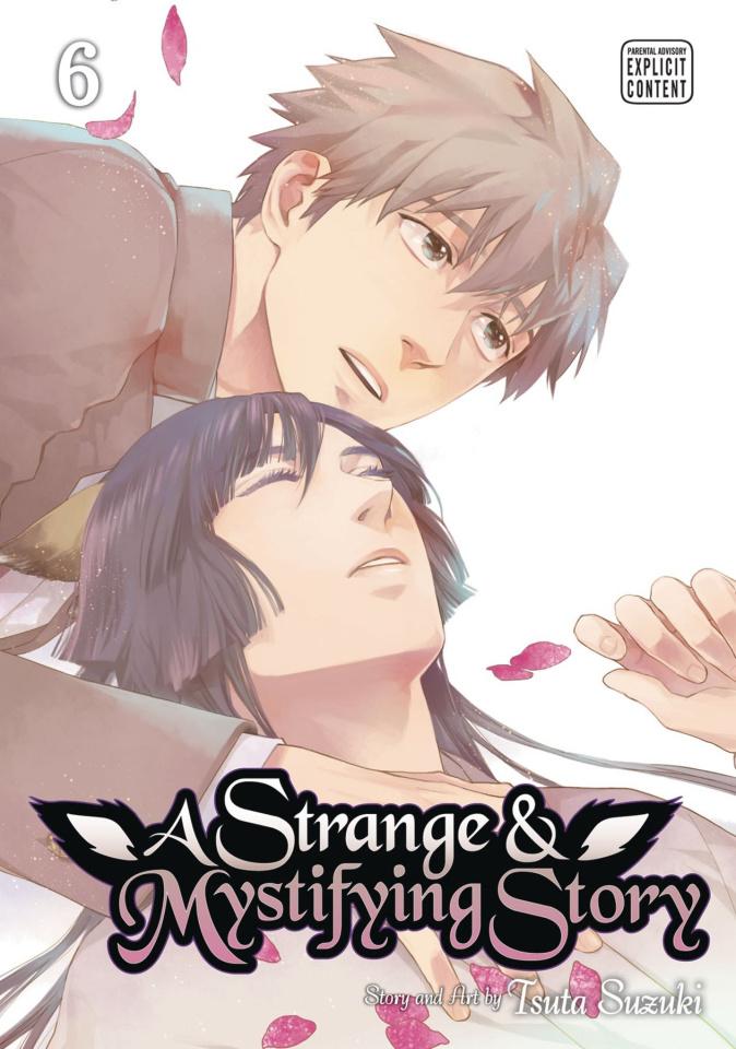 A Strange & Mystifying Story Vol. 6