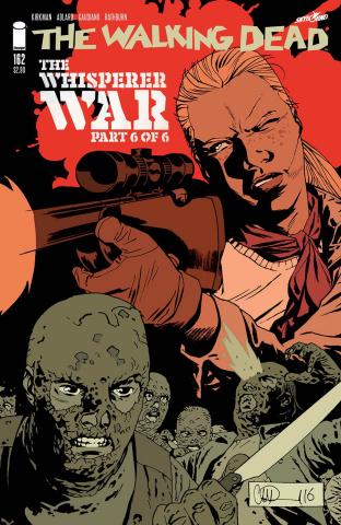 The Walking Dead #162 (Adlard & Stewart Cover)