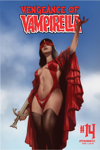 Vengeance of Vampirella #14 (CGC Graded Oliver Cover)