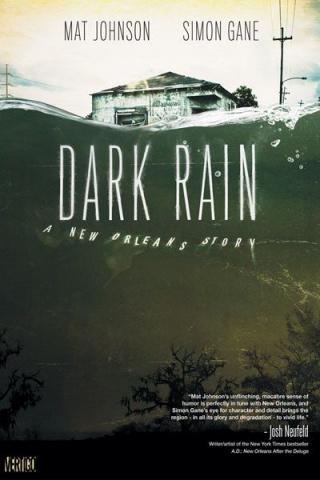 Dark Rain: A New Orleans Story