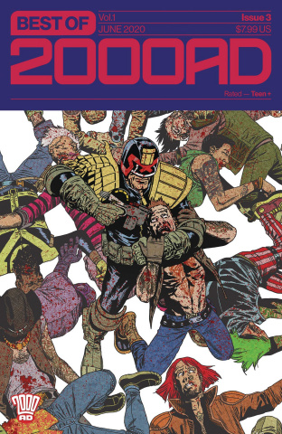 Best of 2000 AD #3