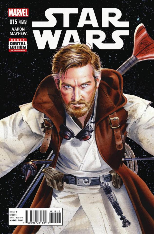 Star Wars #15 (Mayhew 2nd Printing)