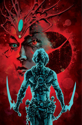 Dejah Thoris vs. John Carter of Mars #1 (11 Copy Cover)