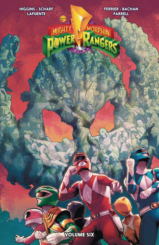 Mighty Morphin' Power Rangers Vol. 6