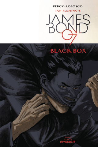James Bond: Black Box #5 (Masters Cover)