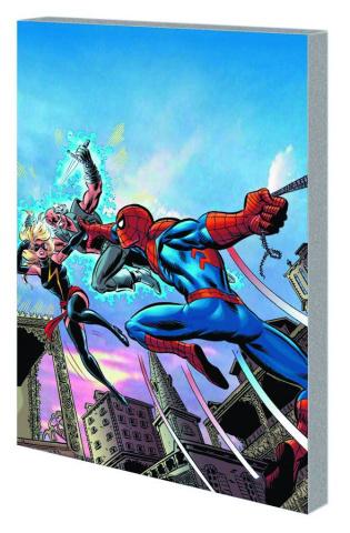 Essential Marvel Team Up Vol. 4
