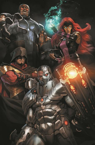 Justice League: Odyssey Vol. 4: Last Stand