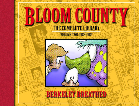 Bloom County: The Complete Library Vol. 2