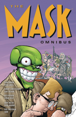 The Mask Vol. 2 (Second Edition Omnibus)