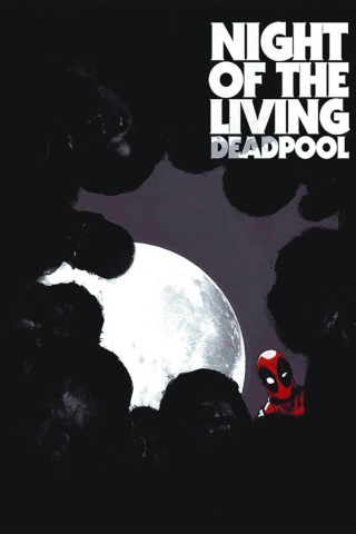 Night of the Living Deadpool #1 (Cullen Bunn Signed)