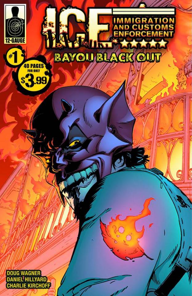 I.C.E.: Bayou Blackout #1