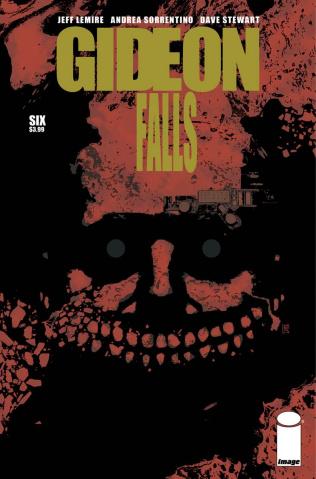 Gideon Falls #6 (Sorrentino Cover)