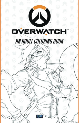 Overwatch: An Adult Coloring Book