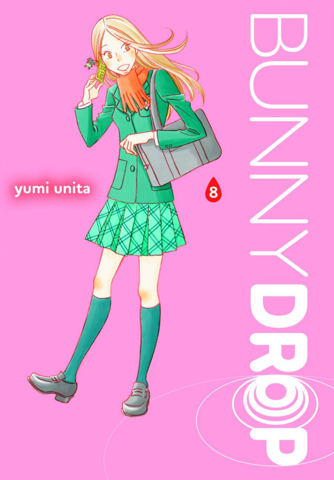 Bunny Drop Vol. 8