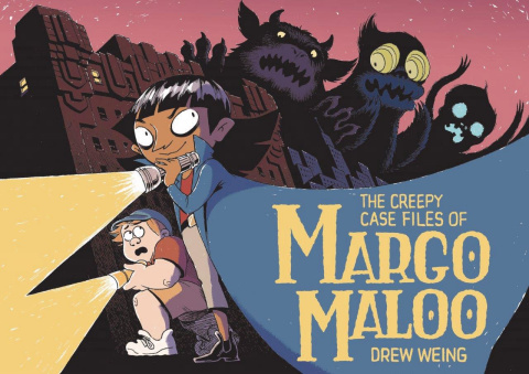 The Creepy Case Files of Margo Maloo Vol. 1