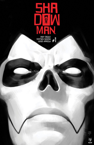 Shadowman #1 (2nd Printing)