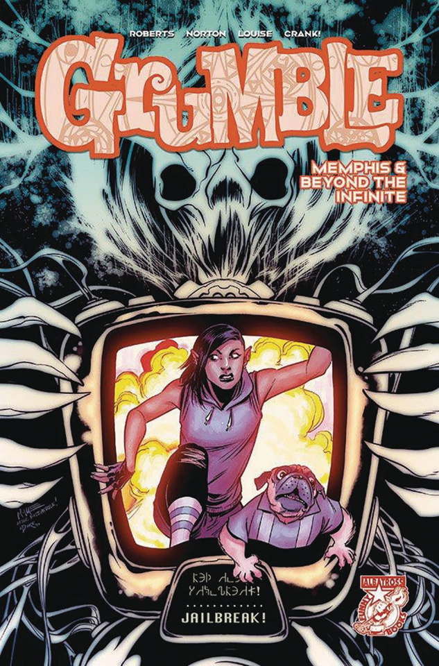Grumble: Memphis and Beyond the Infinite! #4