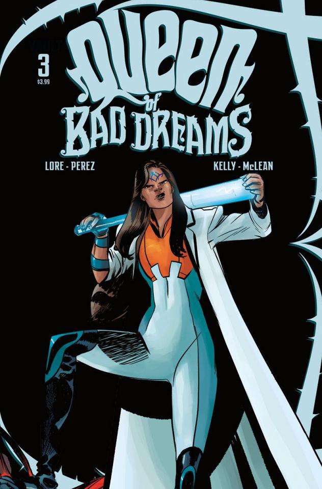 Queen of Bad Dreams #3