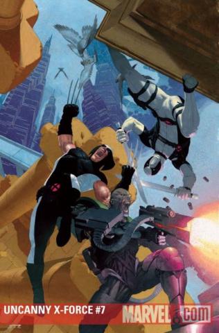 Uncanny X-Force: The Apocalypse Solution