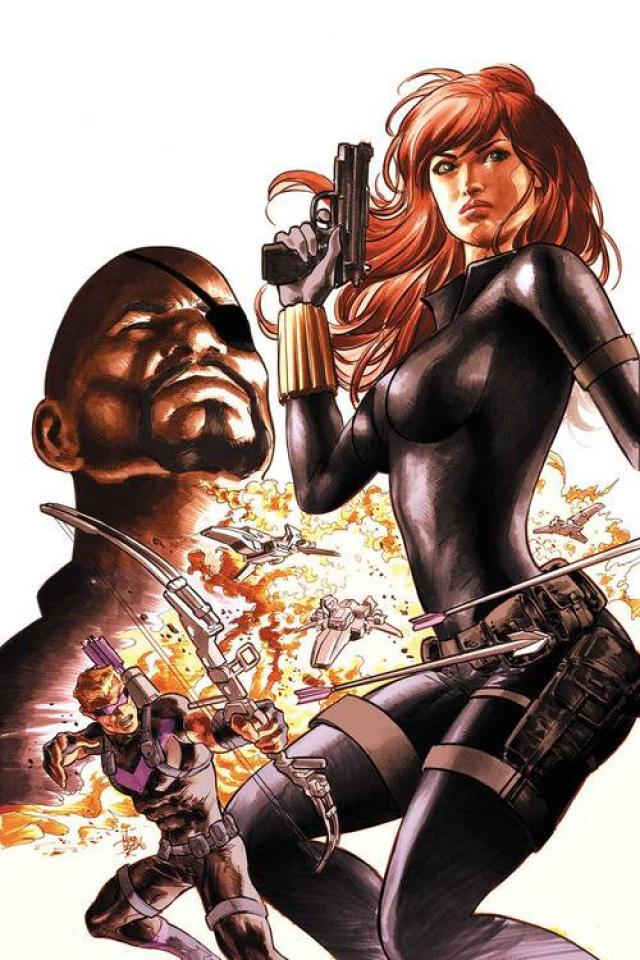 Secret Avengers #2 (Deodato Cover)