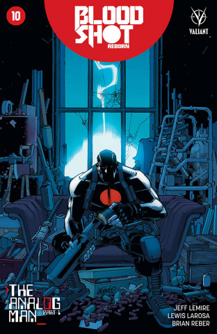 Bloodshot: Reborn #10 (20 Copy Lafuente Cover)