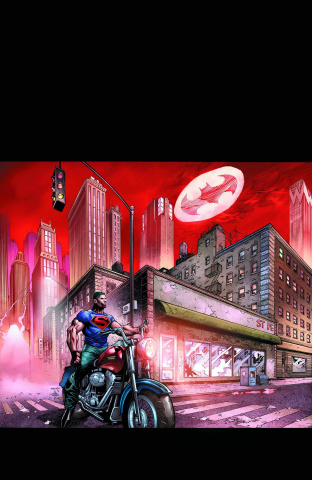 Batman / Superman #22
