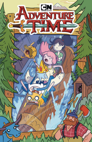 Adventure Time Vol. 16