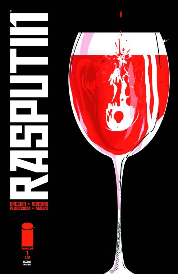 Rasputin #1 (2nd Printing)