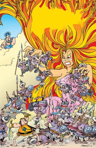 Groo: Fray of the Gods #2