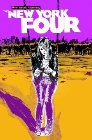 The New York Four (Dark Horse Edition)