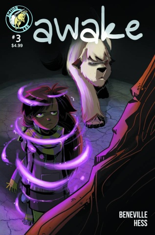 Awake #3 (Prince Cover)
