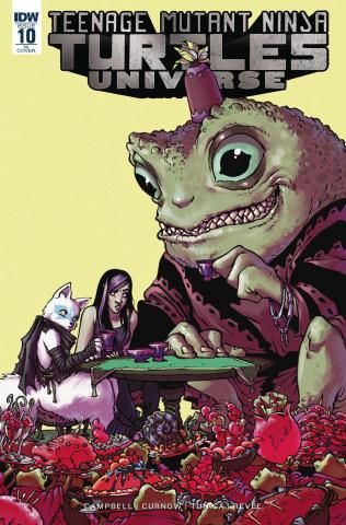 Teenage Mutant Ninja Turtles Universe #10 (10 Copy Cover)