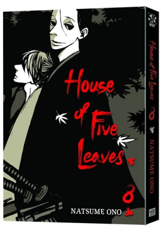 House of Five Leaves Vol. 8