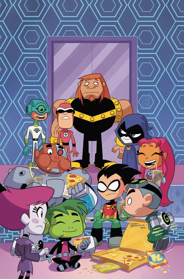 Teen Titans Go! #21