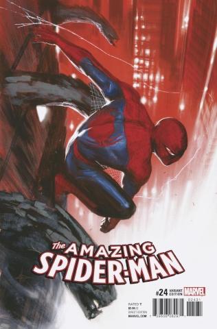 The Amazing Spider-Man #24 (Dell'otto Cover)