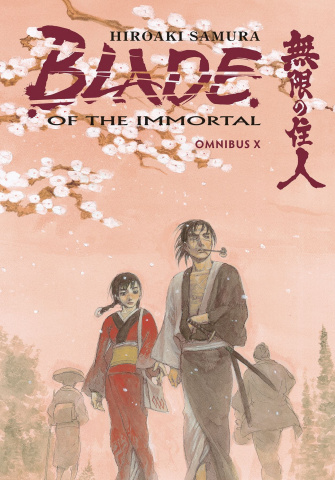 Blade of the Immortal Vol. 10 (Omnibus)