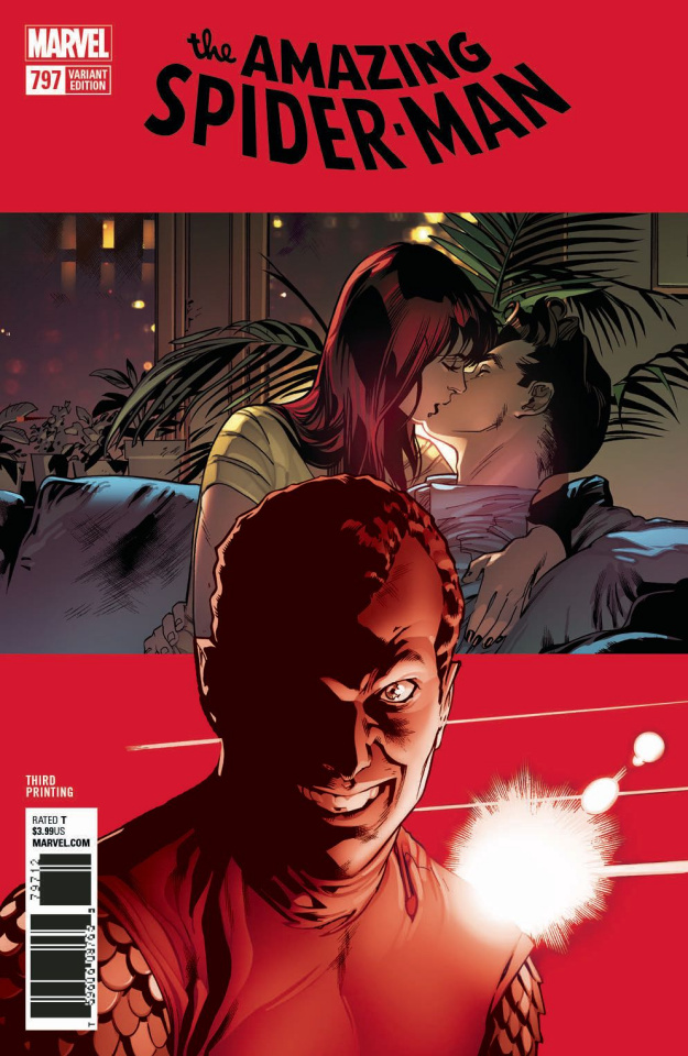 The Amazing Spider-Man #797 (Immonen 3rd Printing)