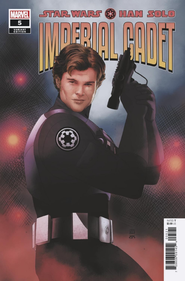 Star Wars: Han Solo, Imperial Cadet #5 (Variant Cover)