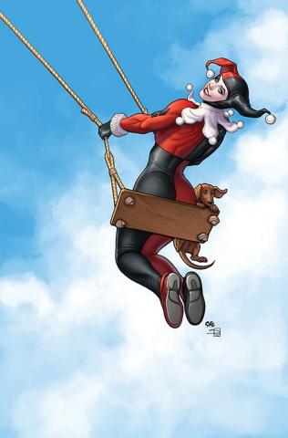 Harley Quinn #21 (Variant Cover)