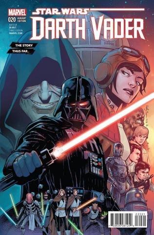 Darth Vader #20 (Story Thus Far Var Cover)