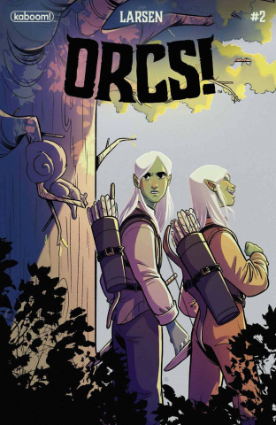 ORCS! #2 (Boo Cover)