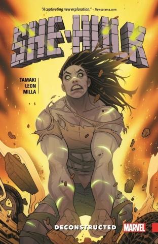 Hulk Vol. 1: Deconstructed