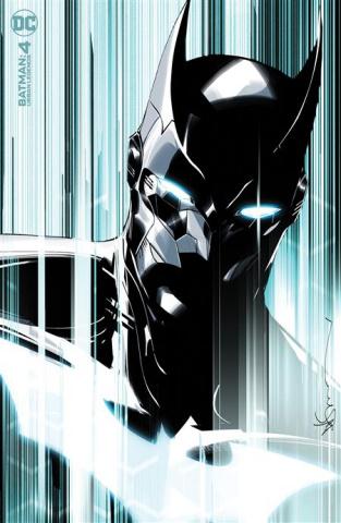 Batman: Urban Legends #4 (Dustin Nguyen Cover)