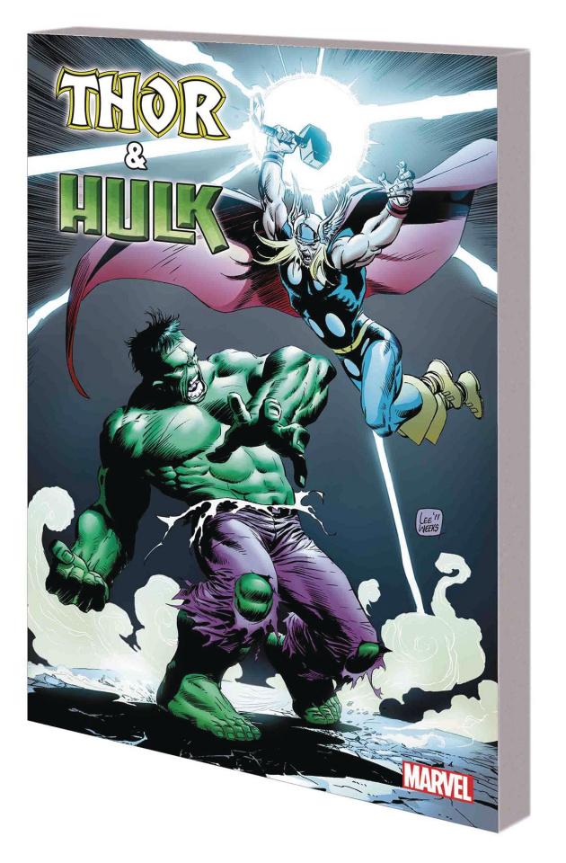 Thor & Hulk Digest