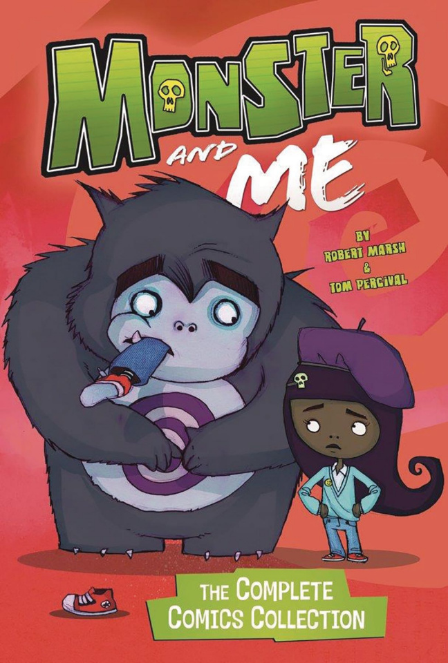 Monster and Me (The Complete Comics Collection)