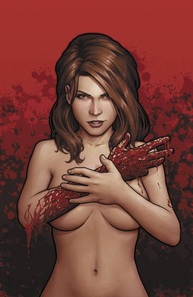 Witchblade #171 (Christopher Cover)
