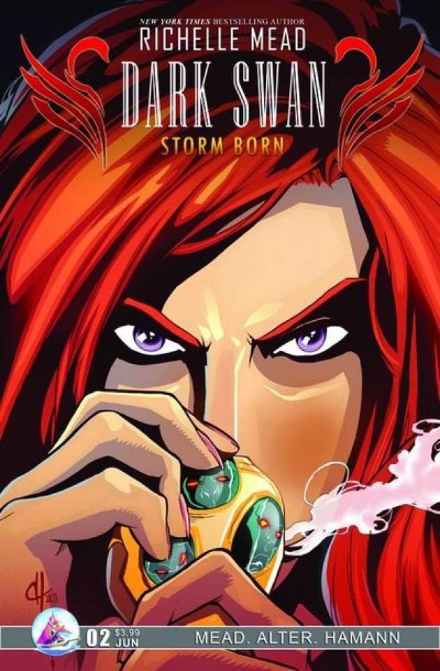 Dark Swan #2: Storm Born