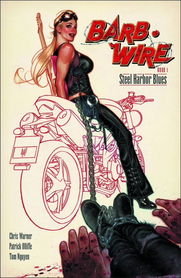 Barb Wire Vol. 1: Steel Harbor Blues
