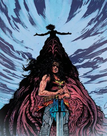 Wonder Woman: Dead Earth #4