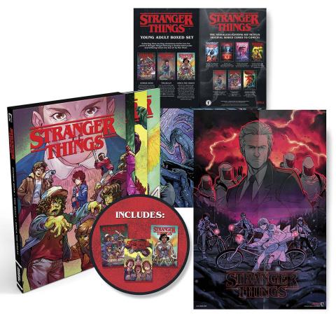 Stranger Things (Boxed Set)